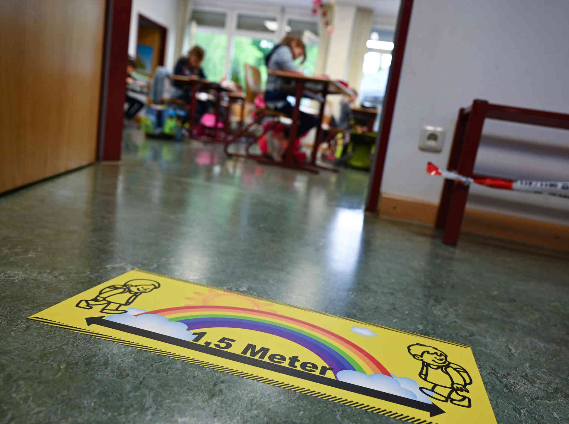 Corona Nrw Grundschule