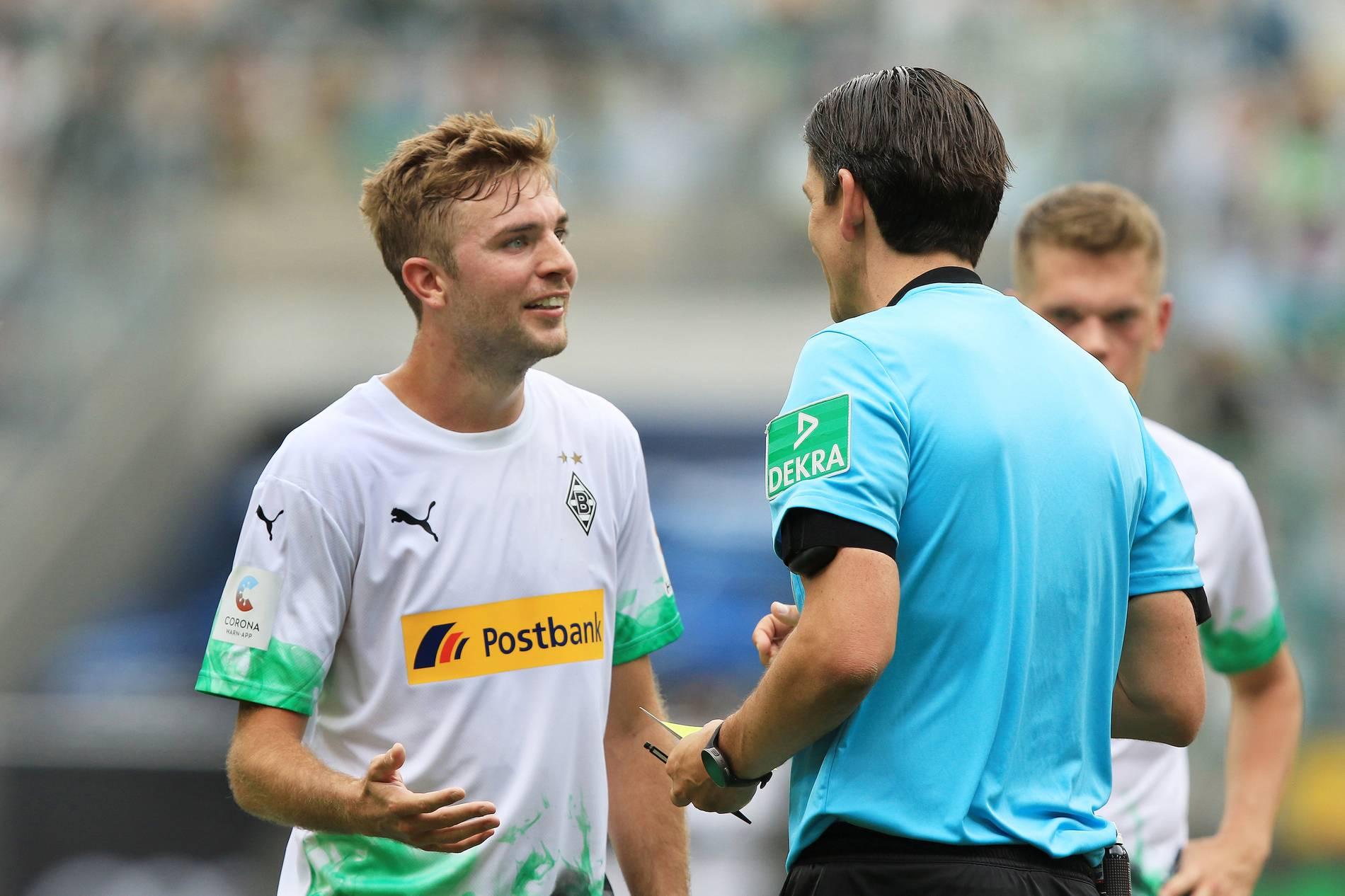 Mönchengladbach Gegen Hertha