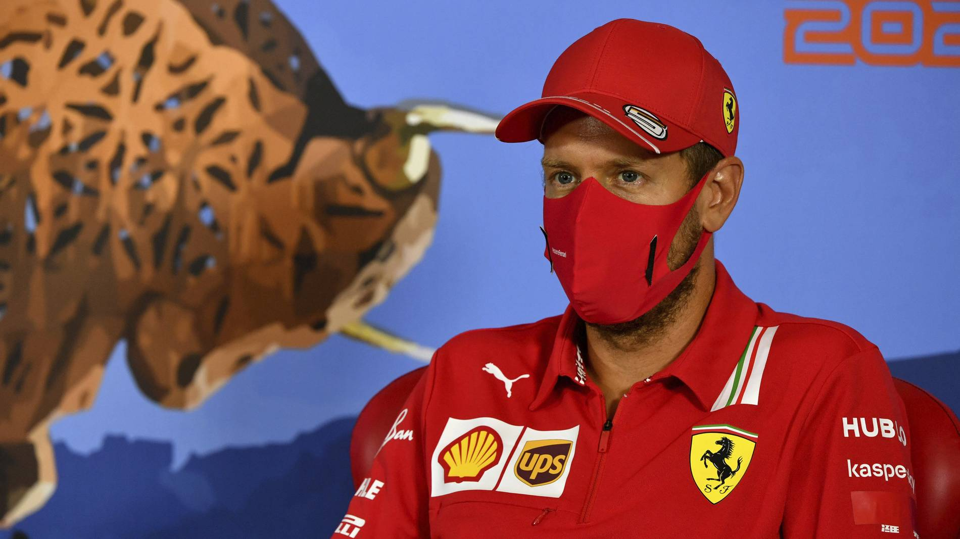 Vettel spricht Klartext und geht auf Konfrontation mit Ferrari