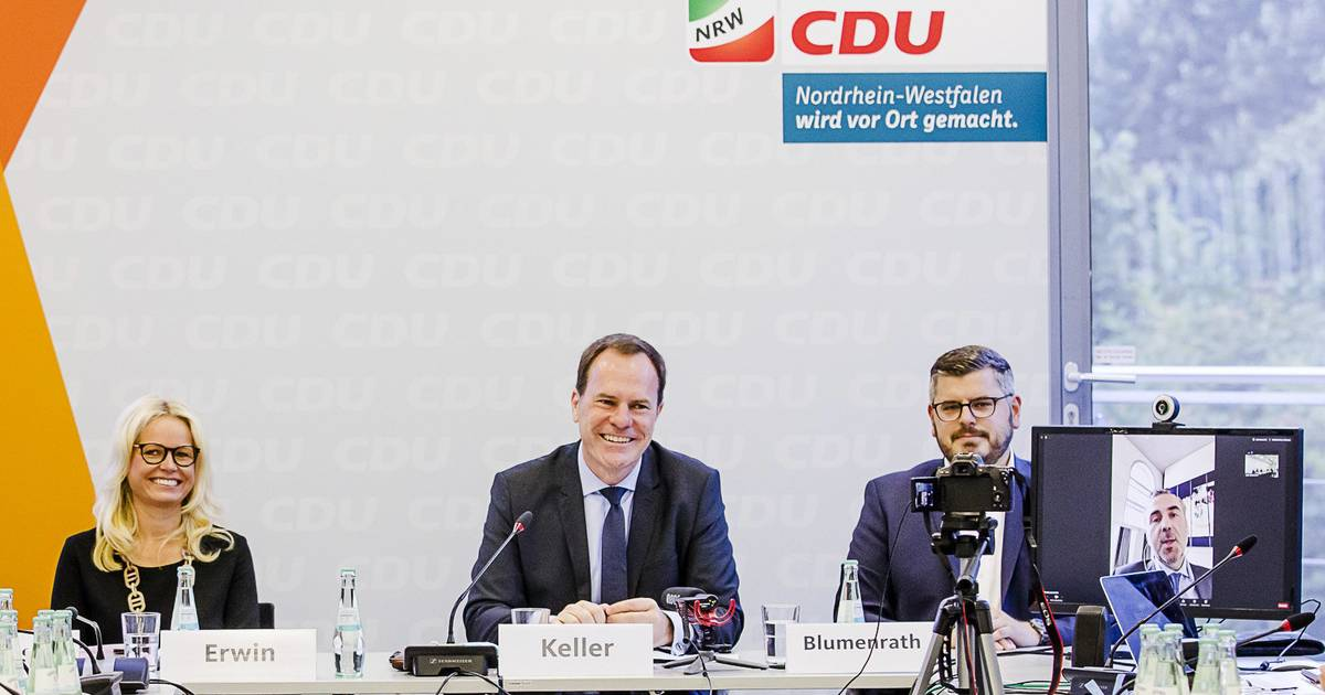 Wahlprogramm vorgelegt: CDU-Kandidat will Düsseldorf zur 5G-Hauptstadt machen