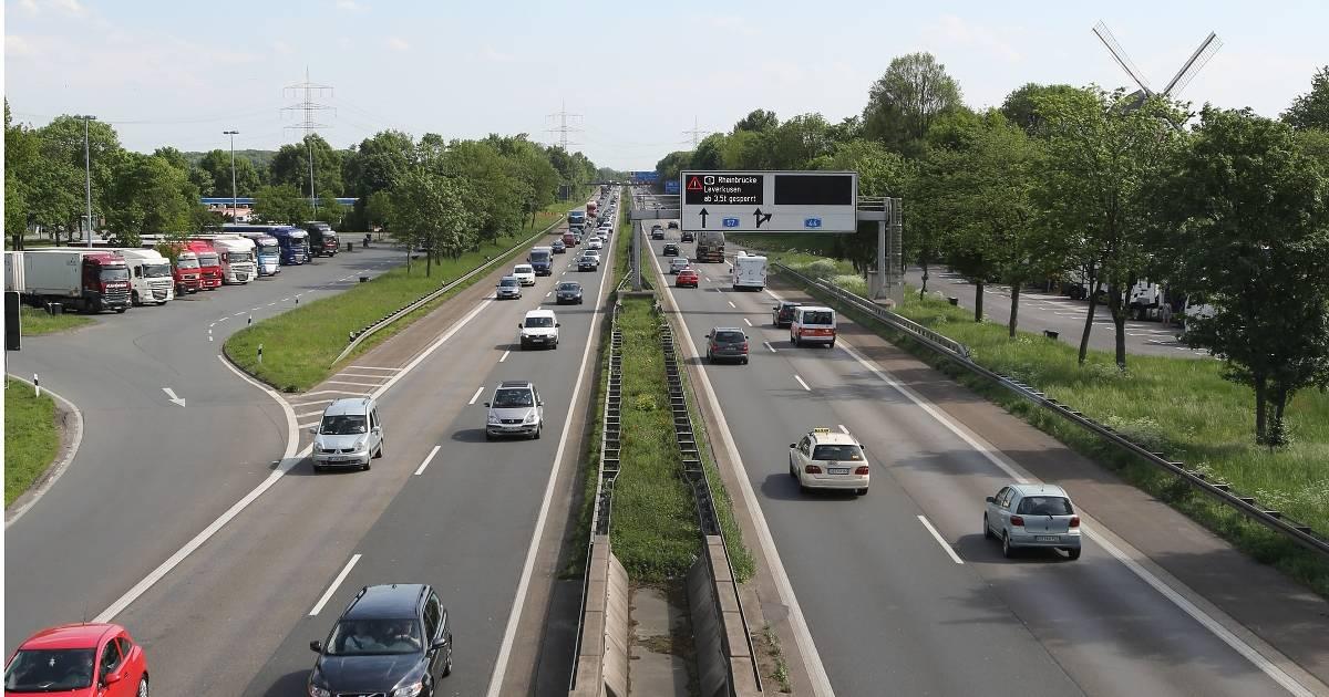 Bauprojekt: Ausbau der A57 bei Meerbusch verzögert sich