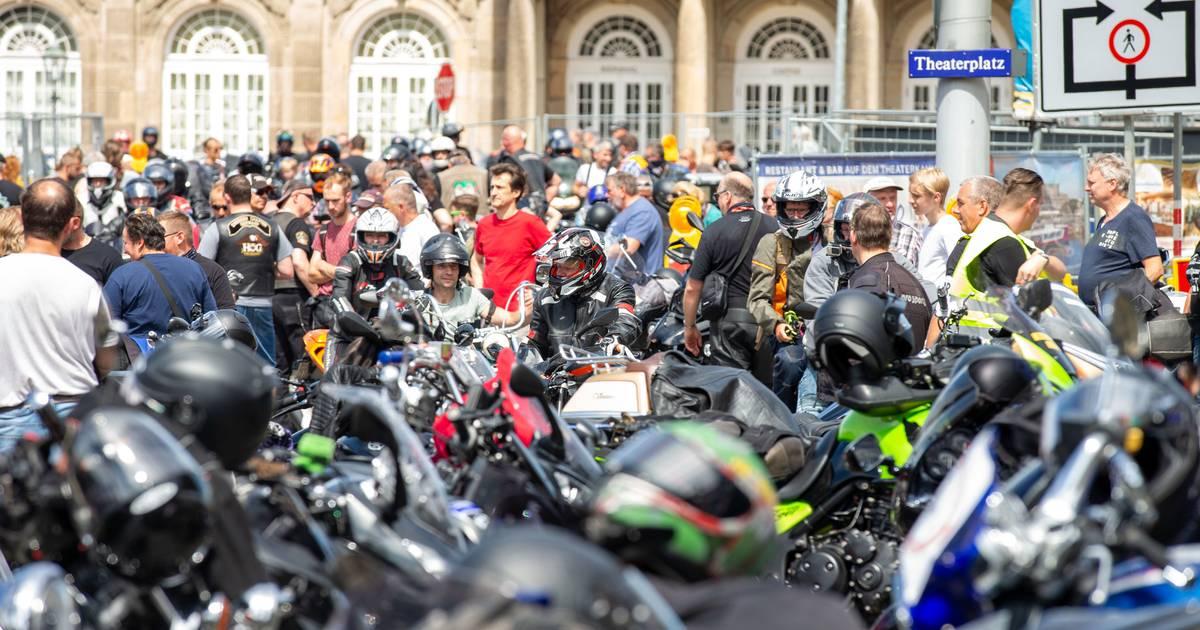 Motorrad Fahrverbot Deutschland