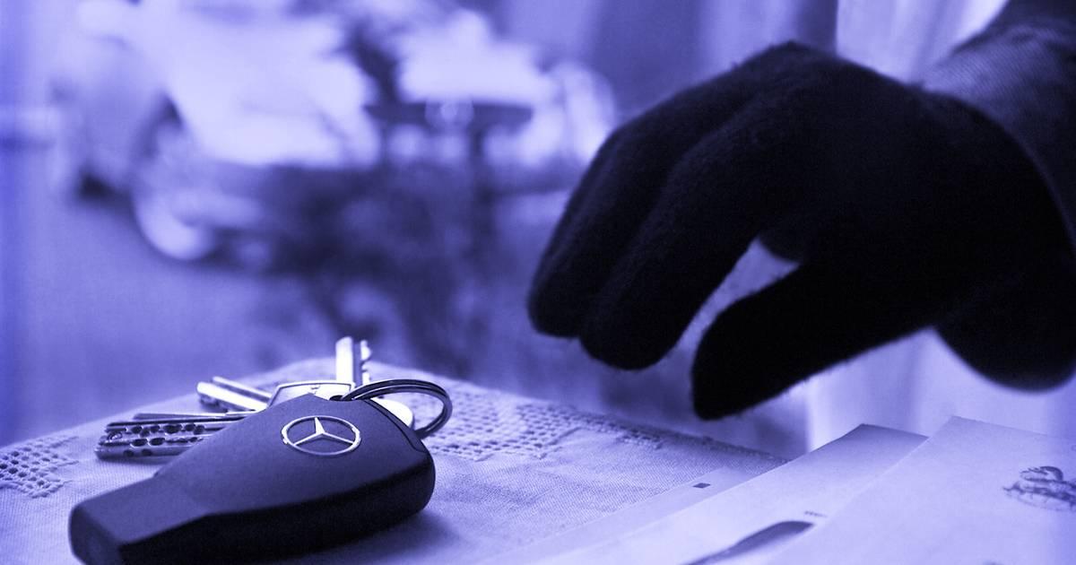 Nach Homejacking: Gestohlenes Auto wieder da