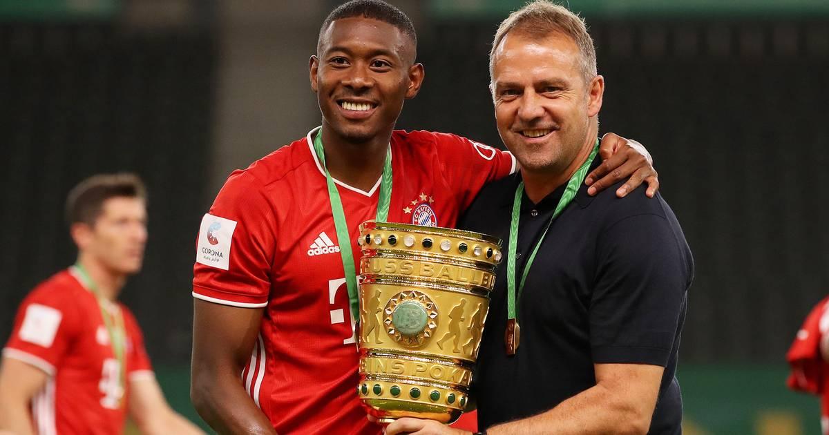Bayerns Trainer: Hansi Flick formuliert neues Ziel in der Champions League