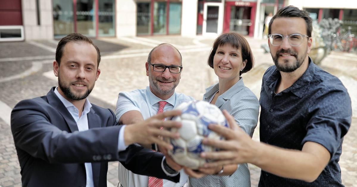 Vereine: Hildener Fußballer haben Fragen an die Politik
