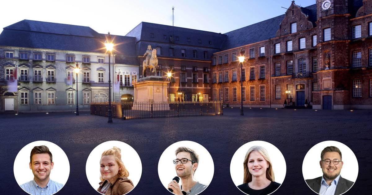 Kommunalwahl in Düsseldorf: Die Jugend will ins Rathaus