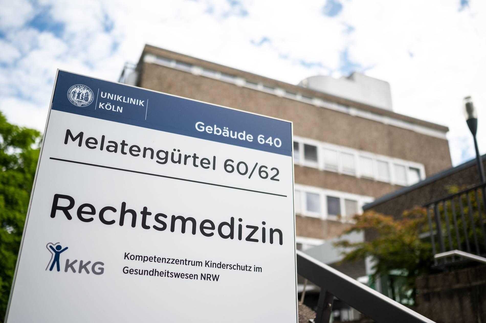 Institut Für Rechtsmedizin Köln