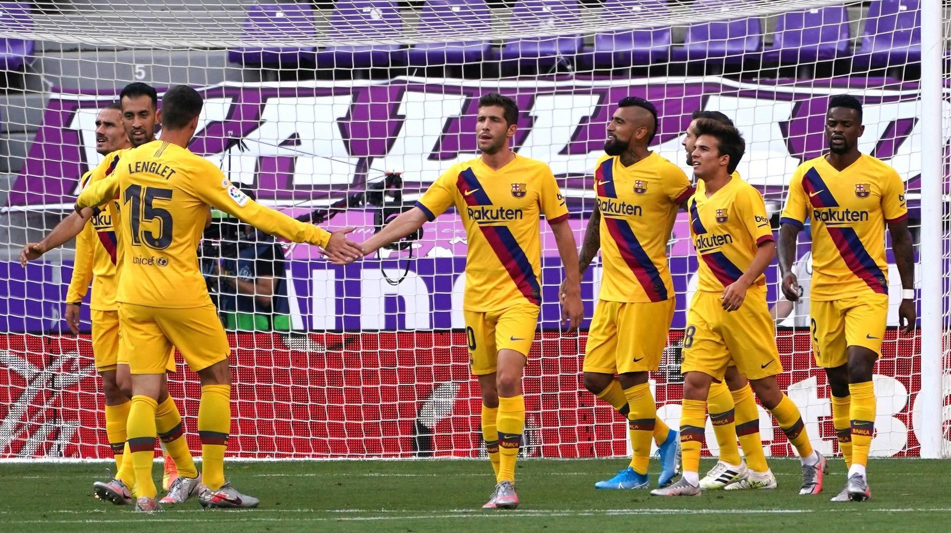 1. Spanische Liga