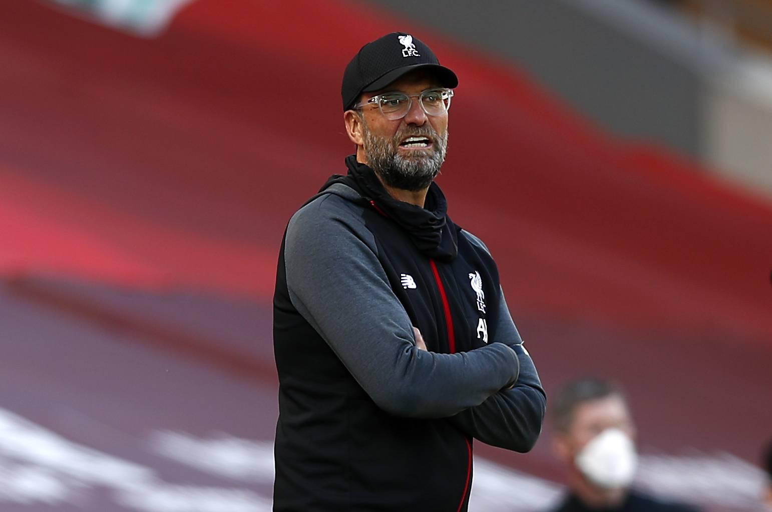 Trainer Von Liverpool