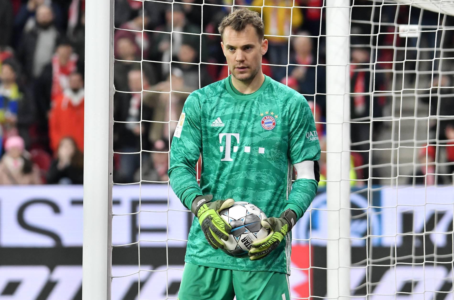 Manuel Neuer Singt Kroatien