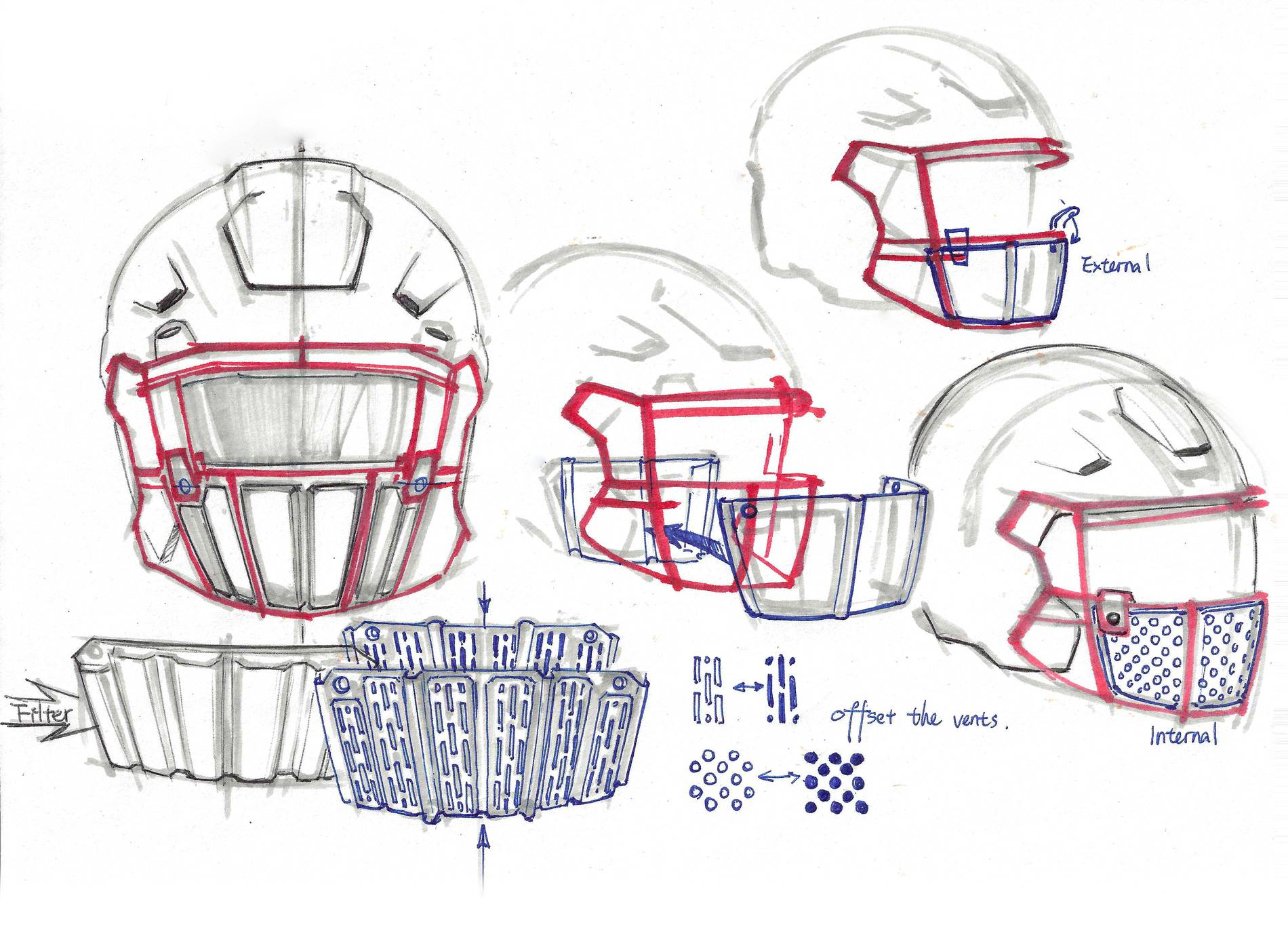 Nfl Helm