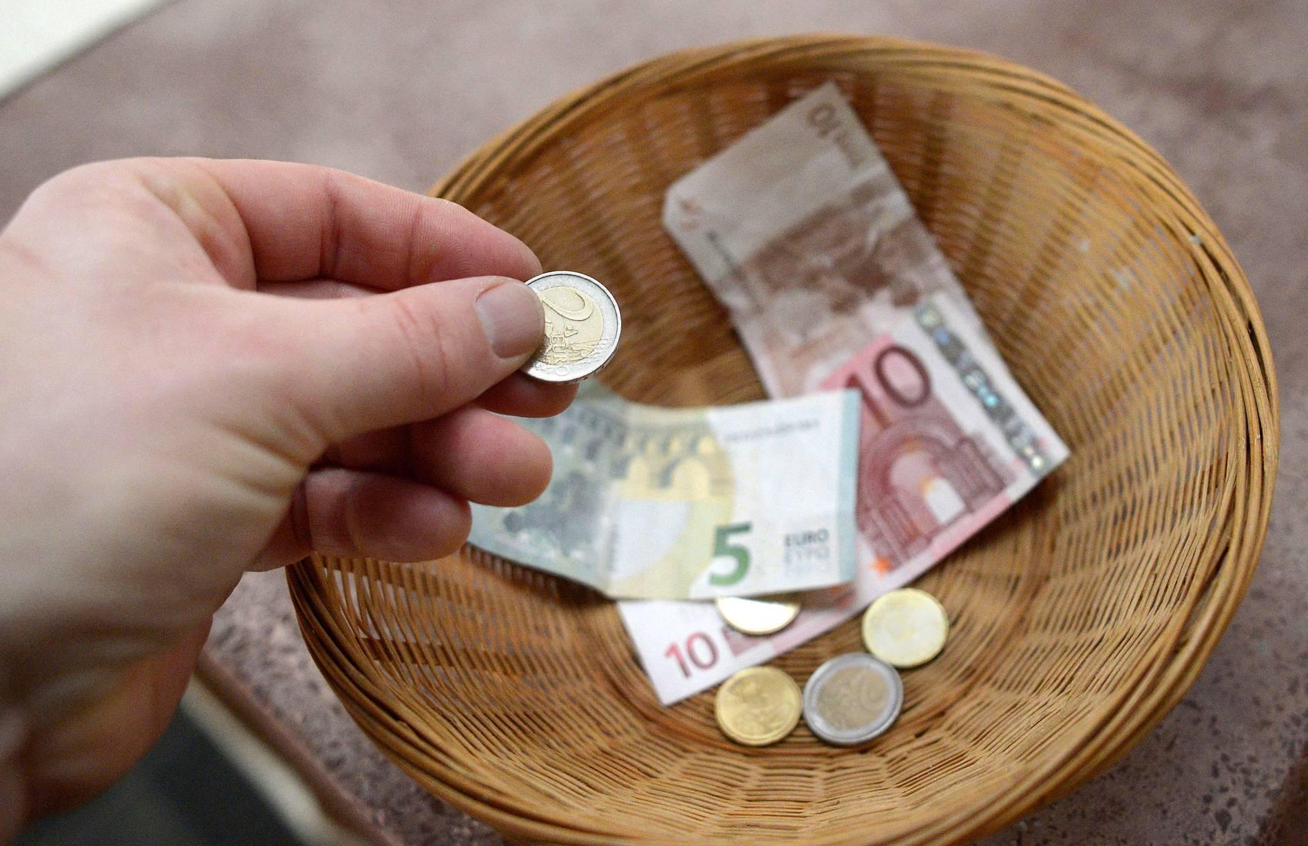 Kirchensteuer Im Jahr