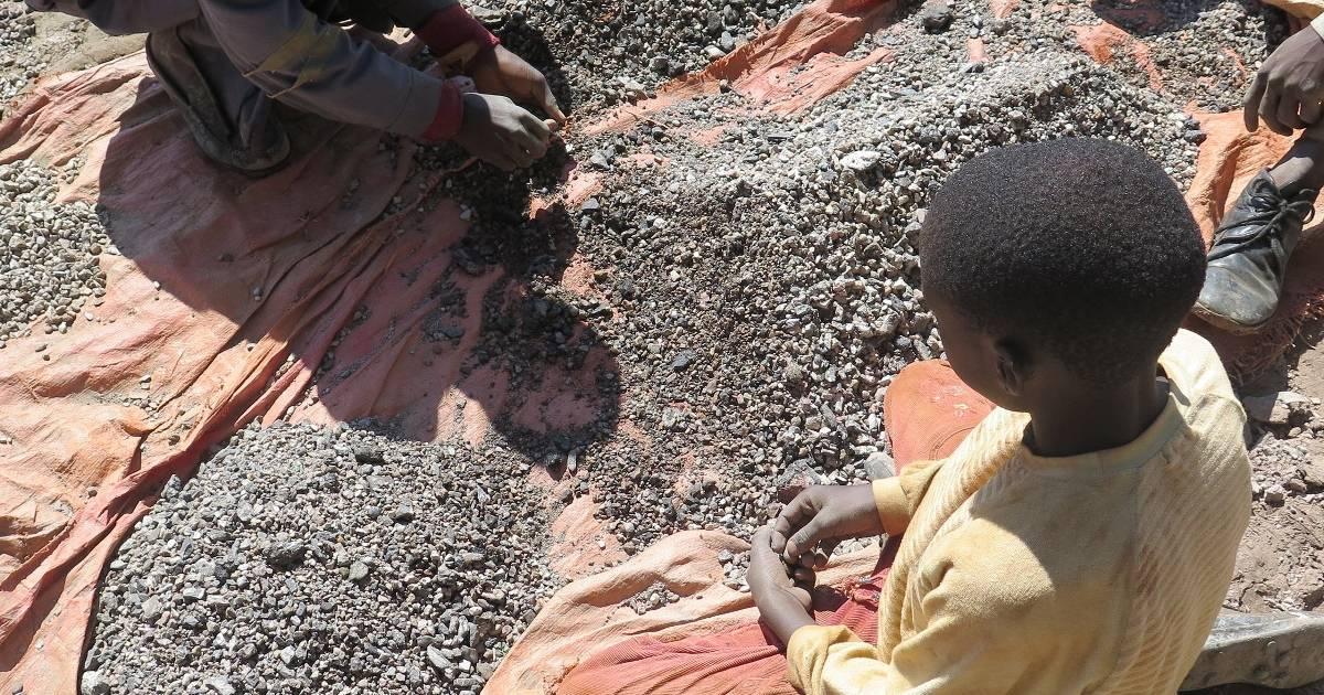 Kobalt Kinderarbeit