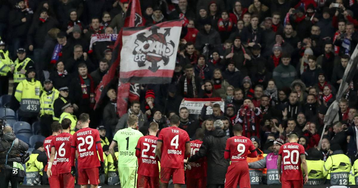 Leverkusen Gegen Glasgow