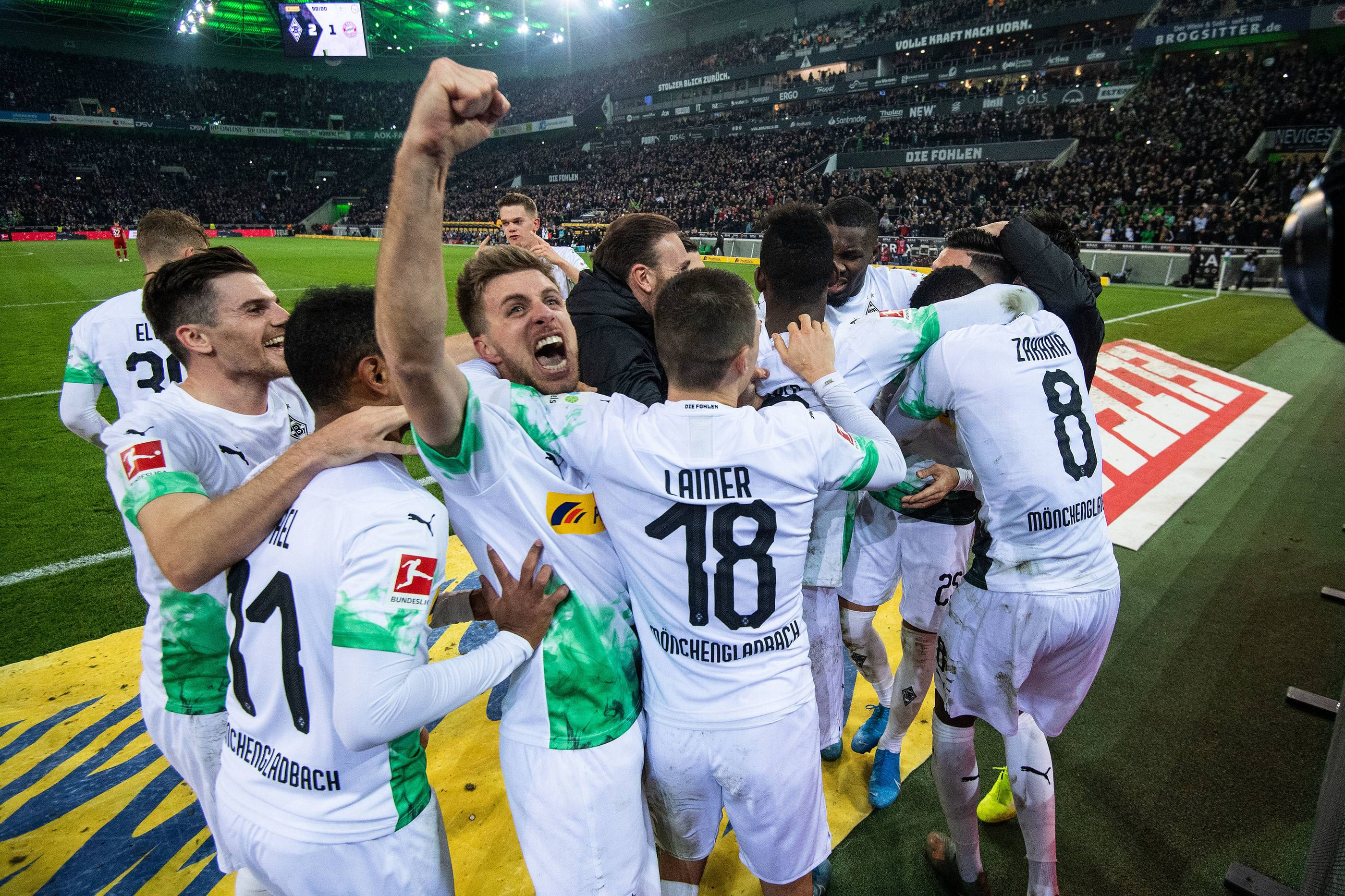 Borussia Monchengladbach Prominente Gratulieren Zum 120 Geburtstag