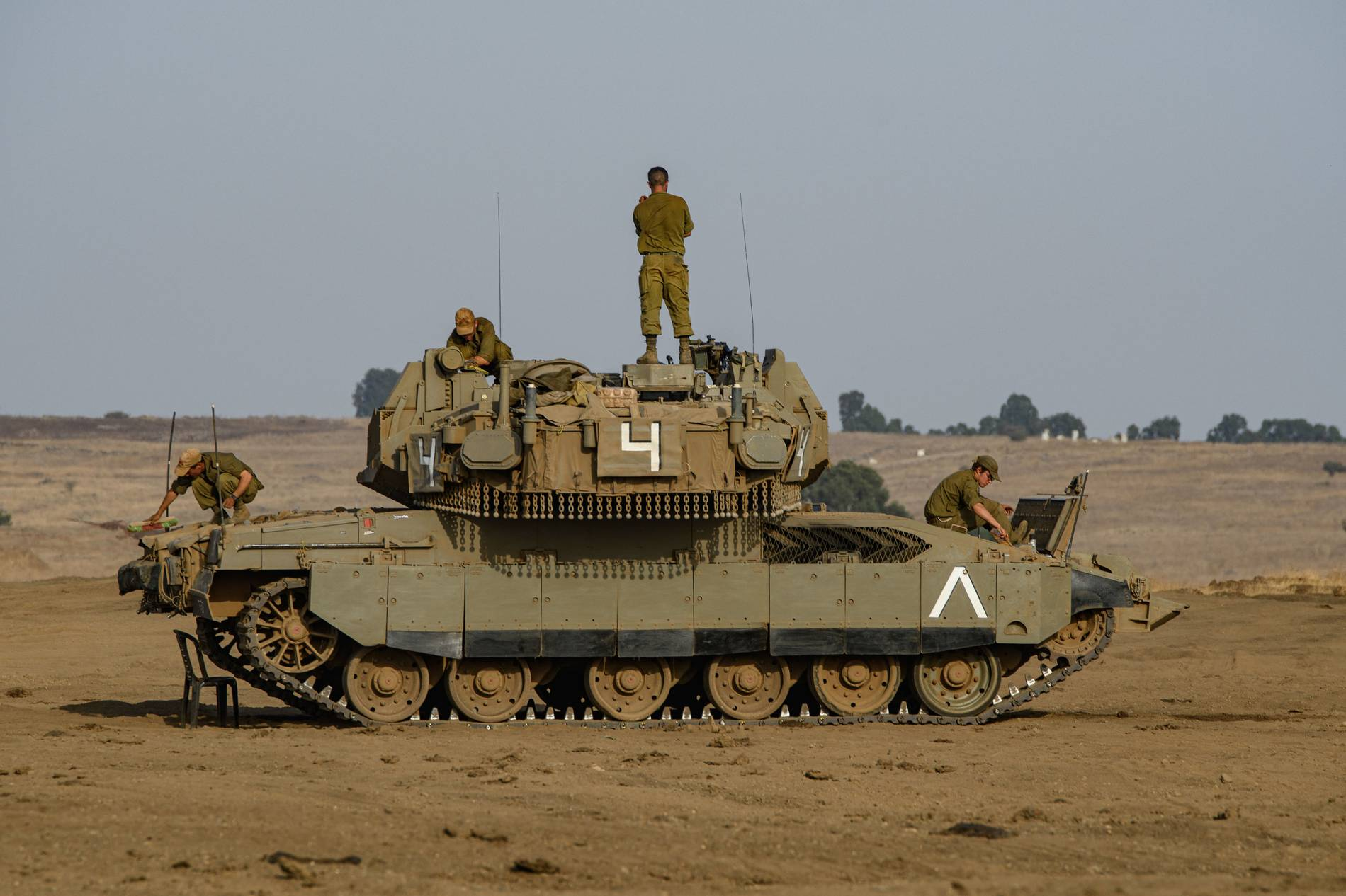 Israel feuert auf militärische Ziele in Syrien