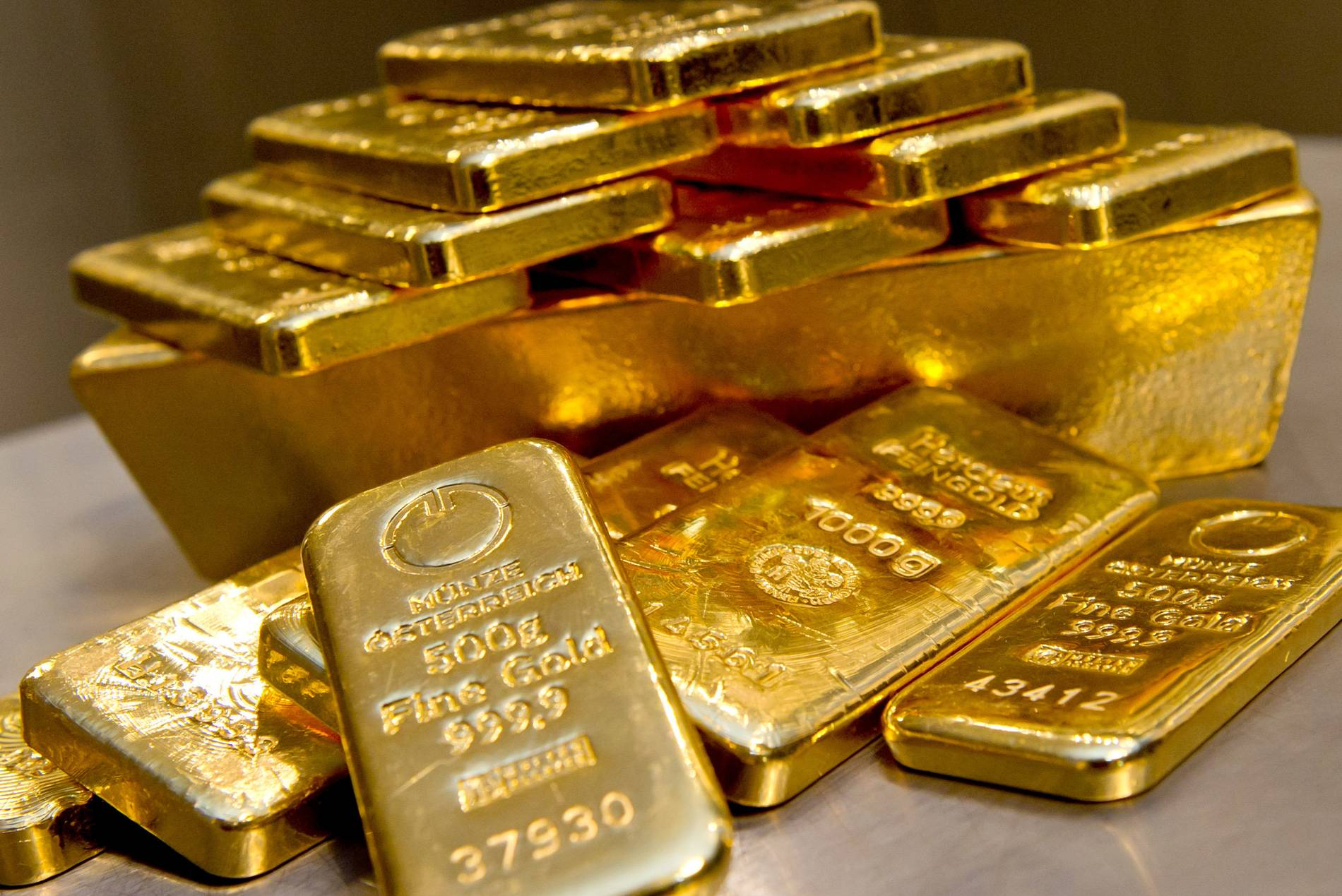 Goldpreis knackt erstmals Marke von 2000 Dollar pro Unze