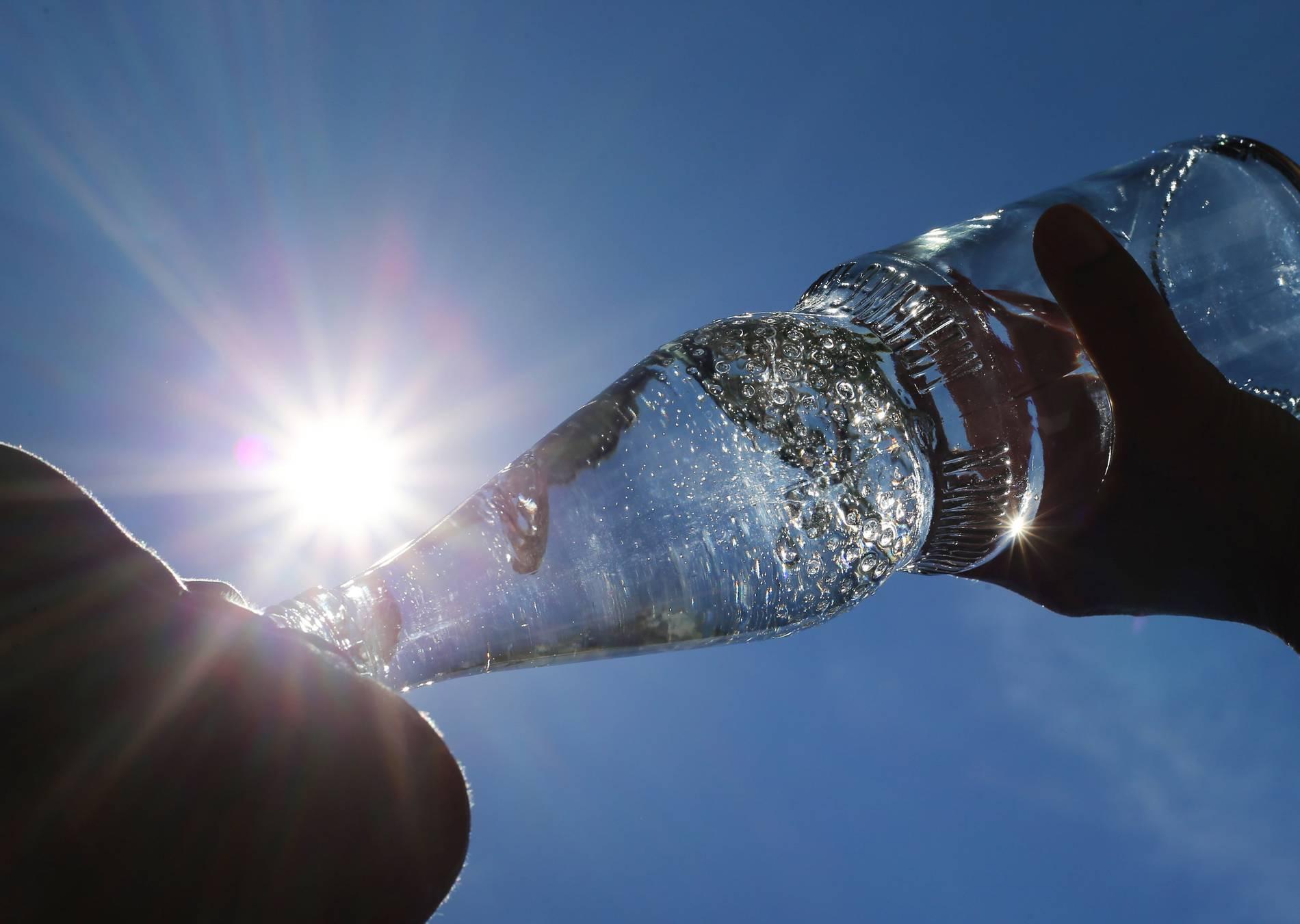 Hoch Detlef Im Nordwesten: Wetterdienst warnt vor Hitze am Wochenende