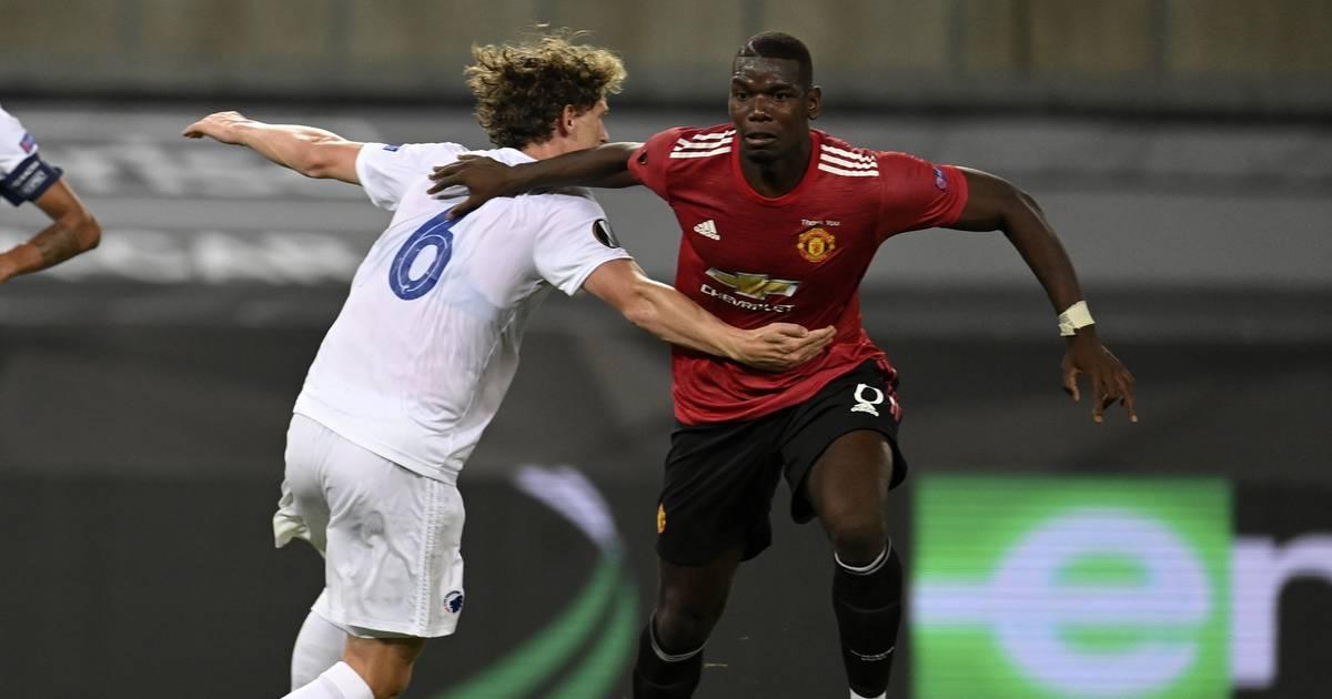 Sieg in der Verlängerung: Manchester United müht sich gegen Kopenhagen ins Halbfinale