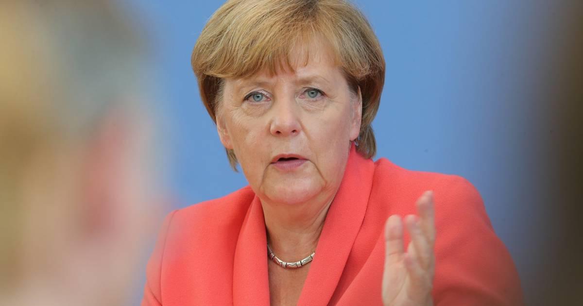 Tagung Merkel Heute