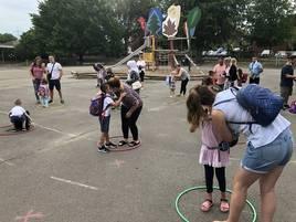 Schule in Grevenbroich: 66 i-Dötzchen starten im engsten Familienkreis