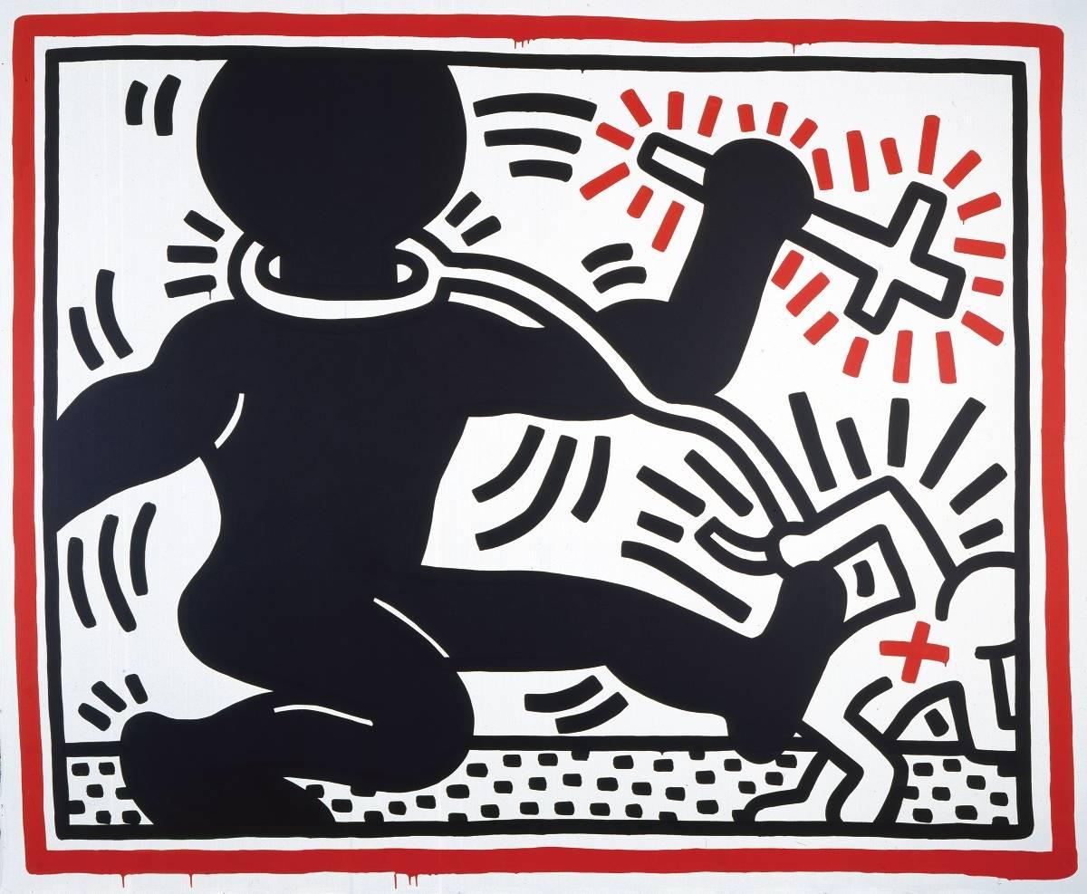 Keith Haring Folkwang