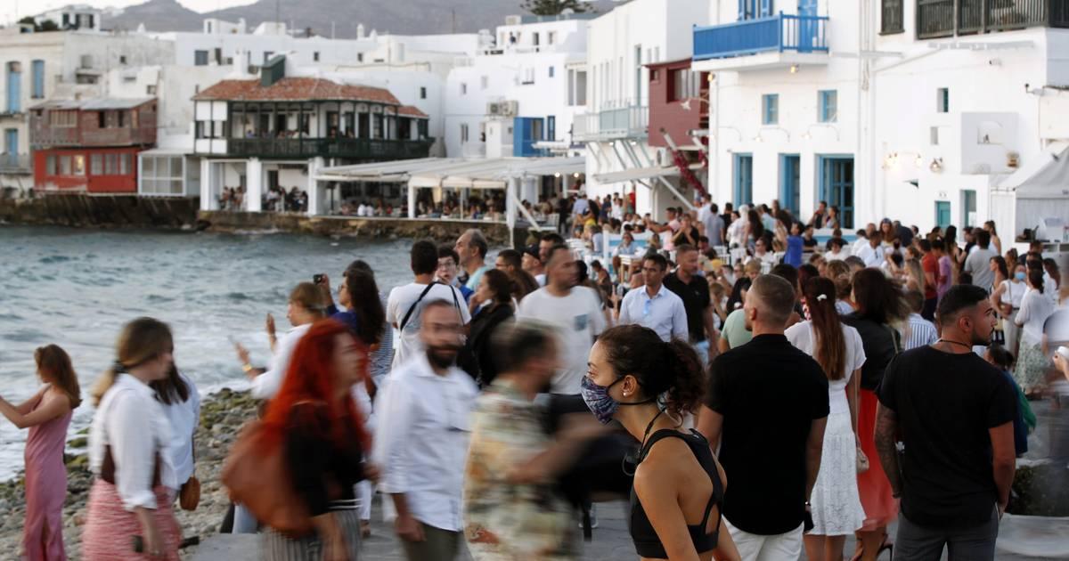 Griechenland Corona Fälle