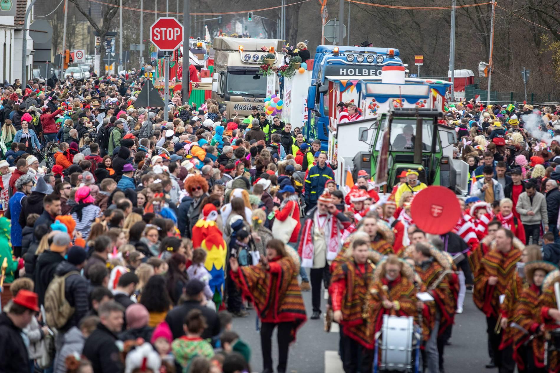 Karneval Moers 2021