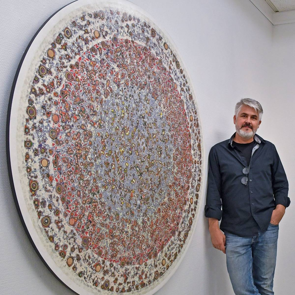 Kamp Lintfort Ivica Matijevic Stellt In Der Galerie Schurmann Aus
