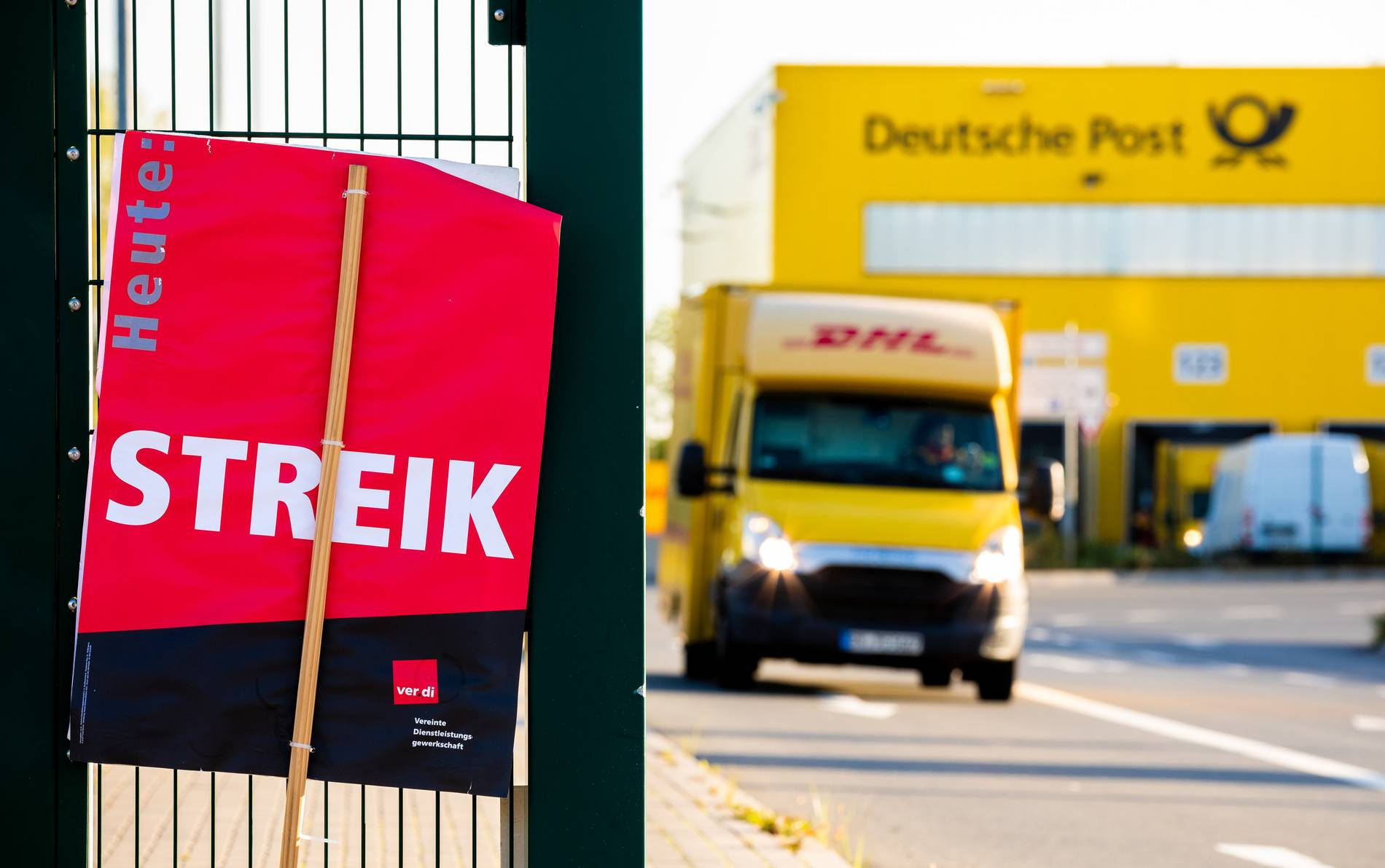 verdi streik in mönchengladbach