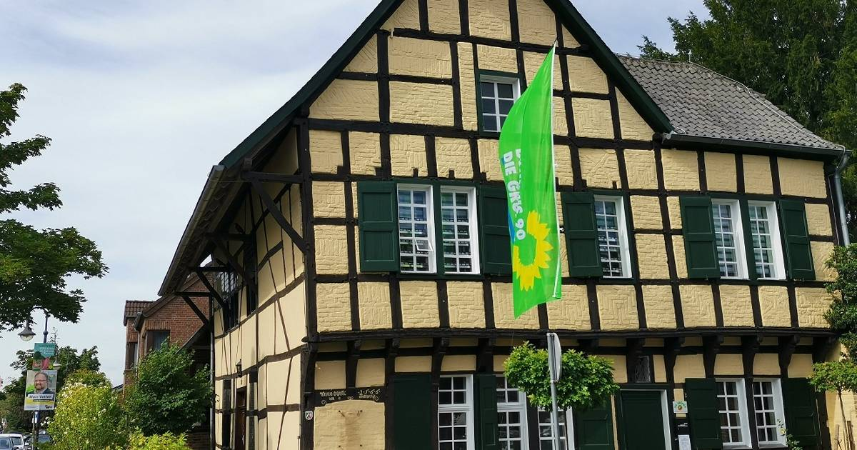 Kommunalwahl in Korschenbroich: Der gleichmäßige Höhenflug der Grünen