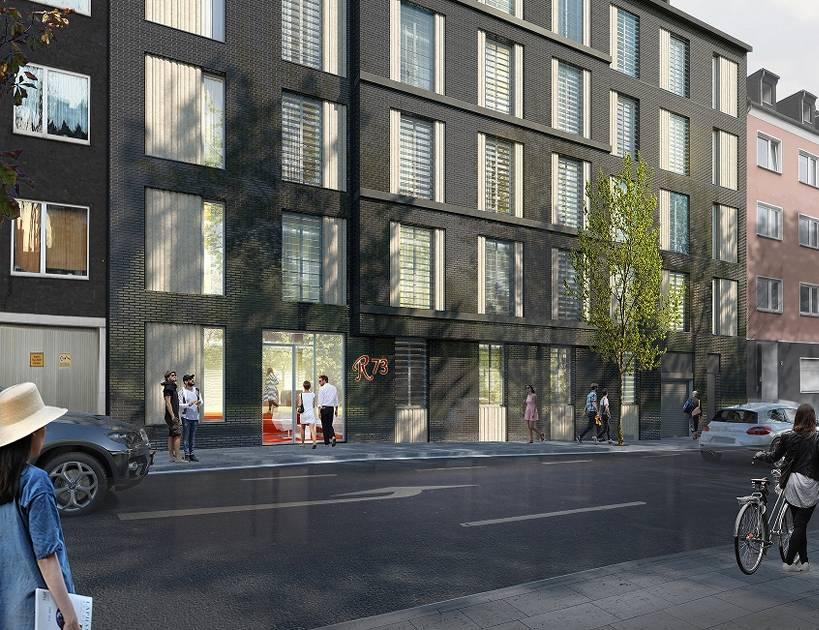 Düsseldorf: Bordell-Häuser an der Rethelstraße wurden