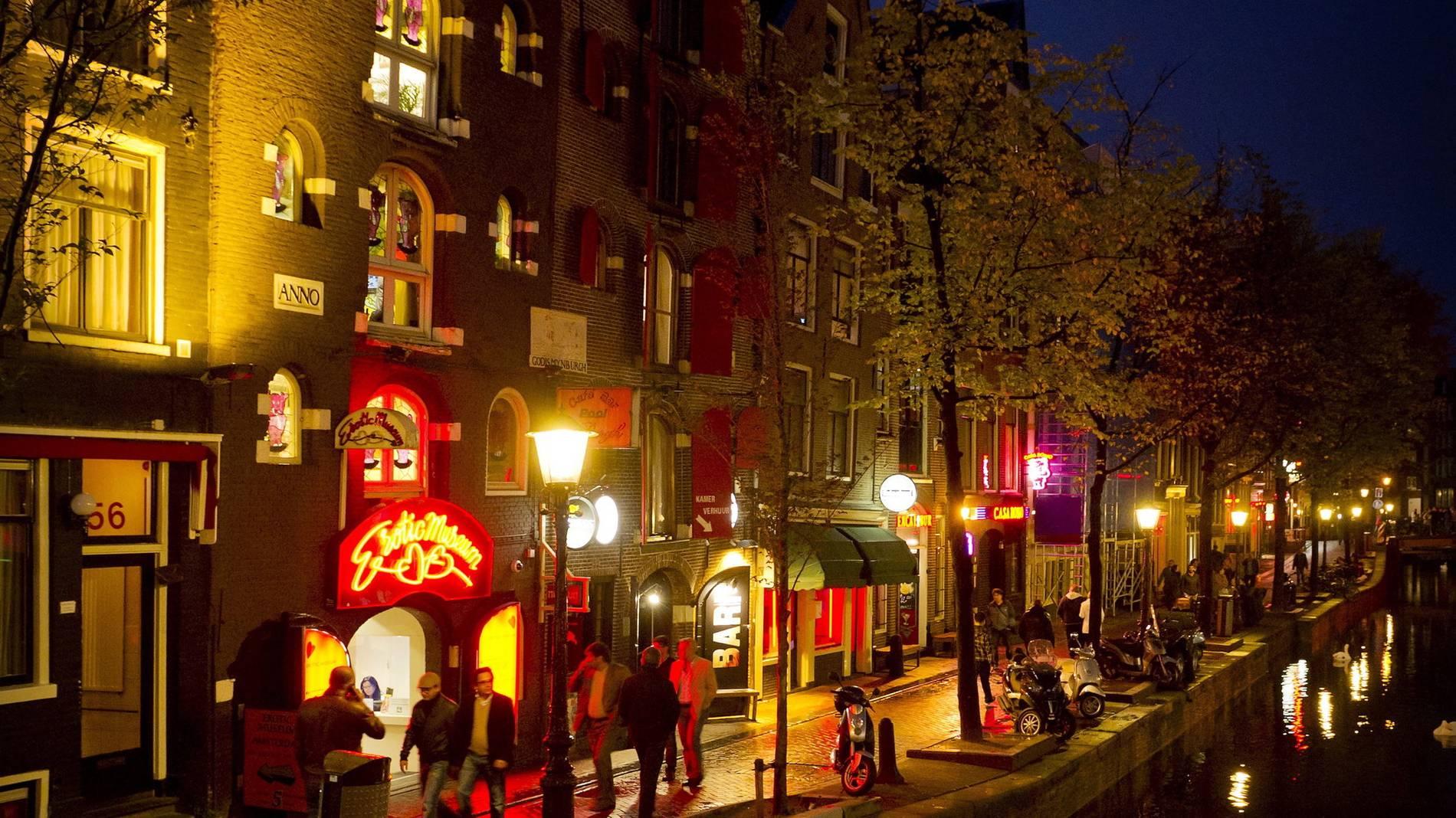 Rotterdam rotlichtviertel Amsterdam Live