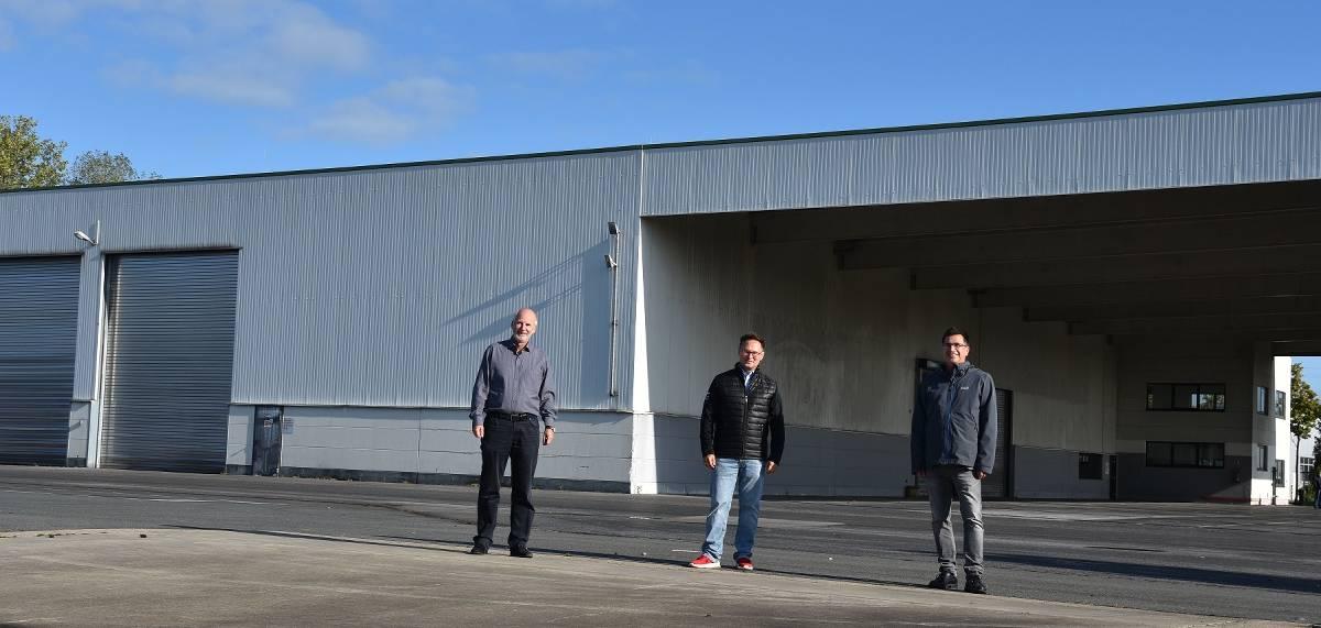 Rheinberg: 35 Amazon-Lkw können künftig im Gewerbegebiet am...