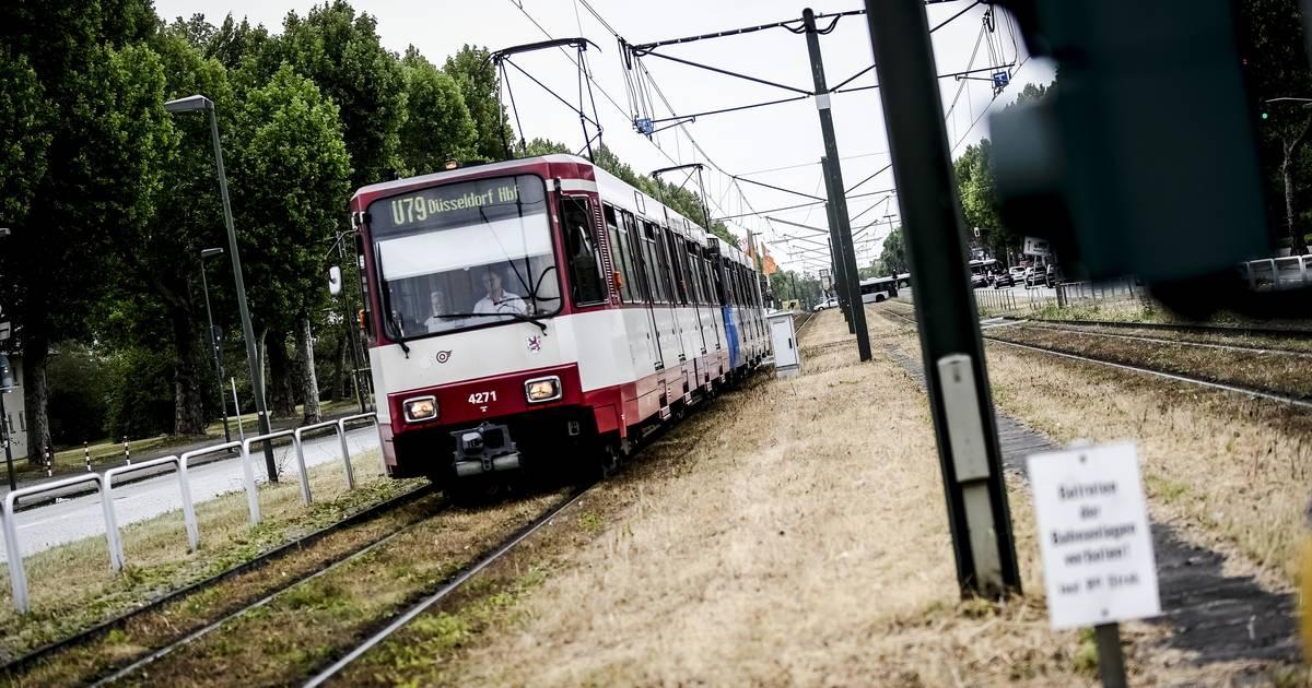 Bundesweiter Streik: Alle Züge und Busse der Rheinbahn stehen am Dienstag still