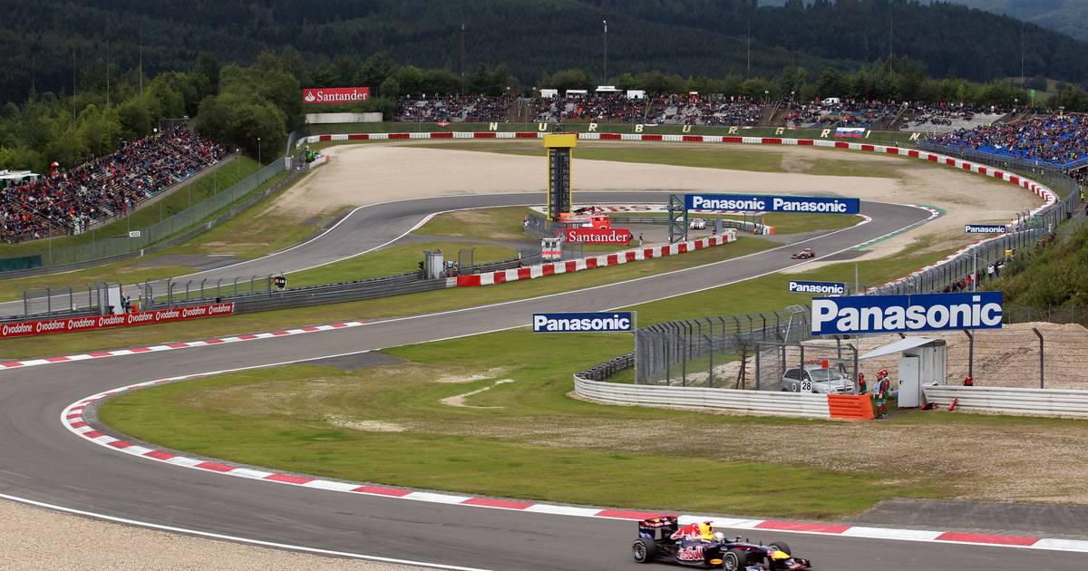 Wetter Am Nürburgring