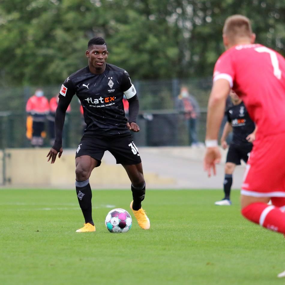 4:0 im Testspiel: Borussias Offensive zu stark für Fortuna