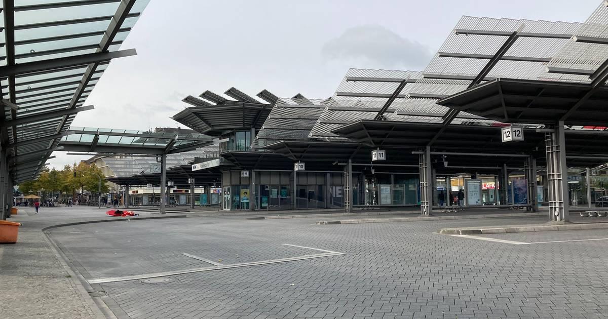 Warnstreik: Busse in Mönchengladbach bleiben am Montag erneut stehen