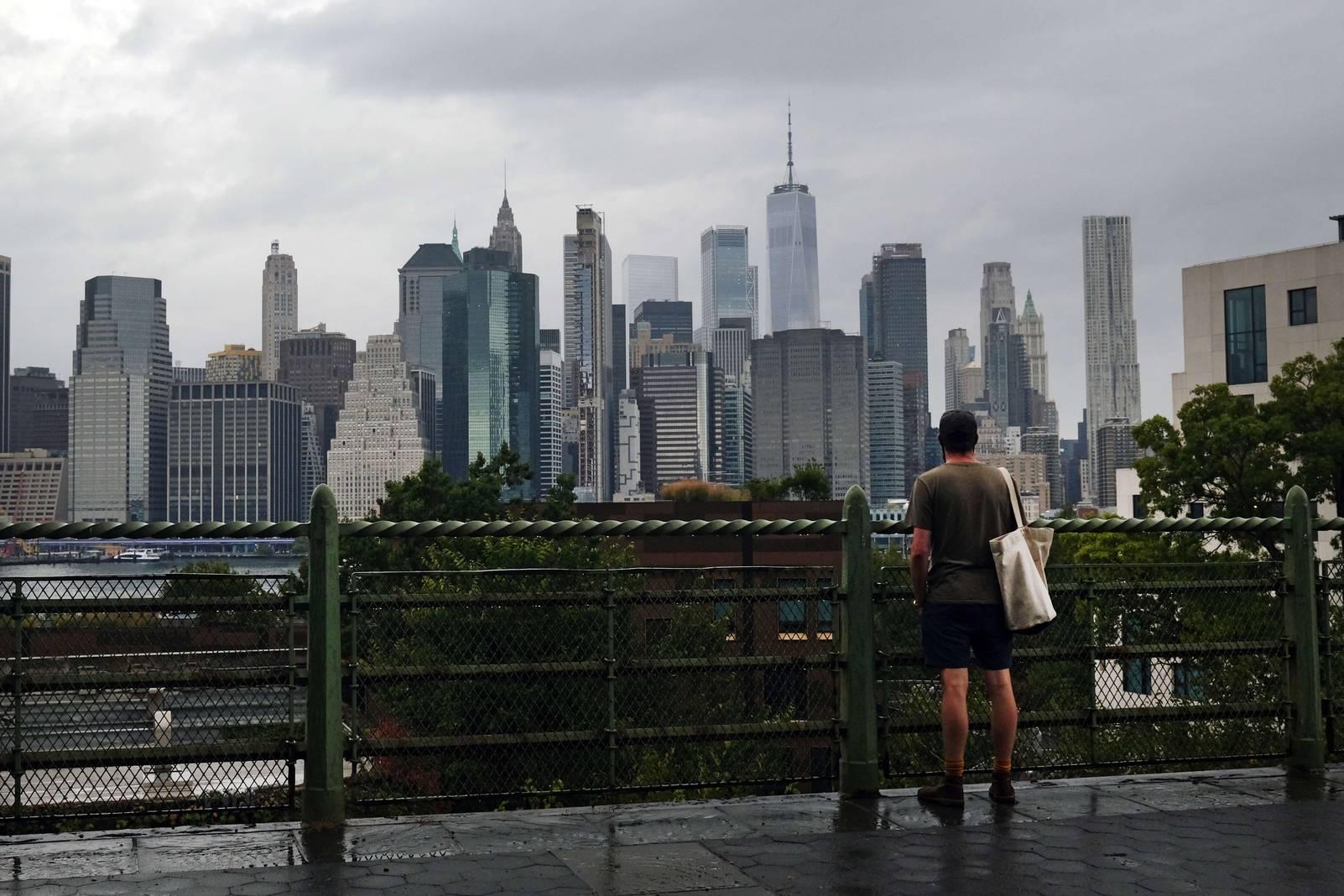 New York Wie eine Stadt gegen das Coronavirus kämpft