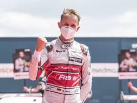 Dritter DTM-Sieg in Folge: Rast erobert Führung in der Gesamtwertung zurück