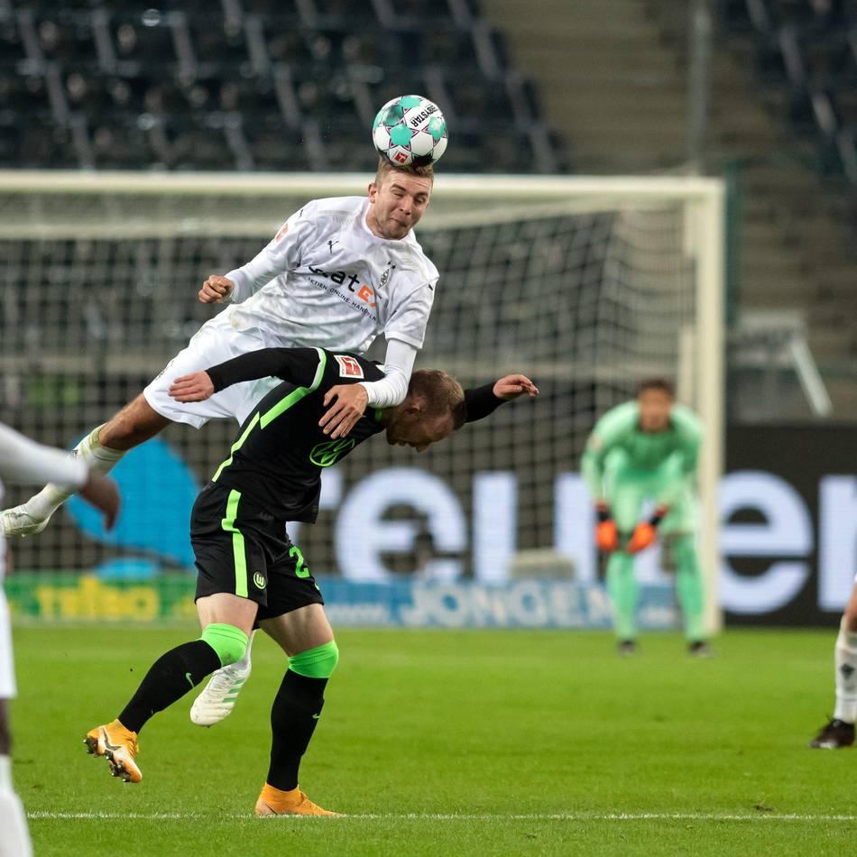Führung gegen Wolfsburg hält nur acht Minuten: Borussia gibt zweiten Liga-Erfolg in Folge aus der Hand