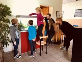 Projekt im Erkelenzer Jugendzentrum: ZaK-Kinder kämpfen gegen Plastik