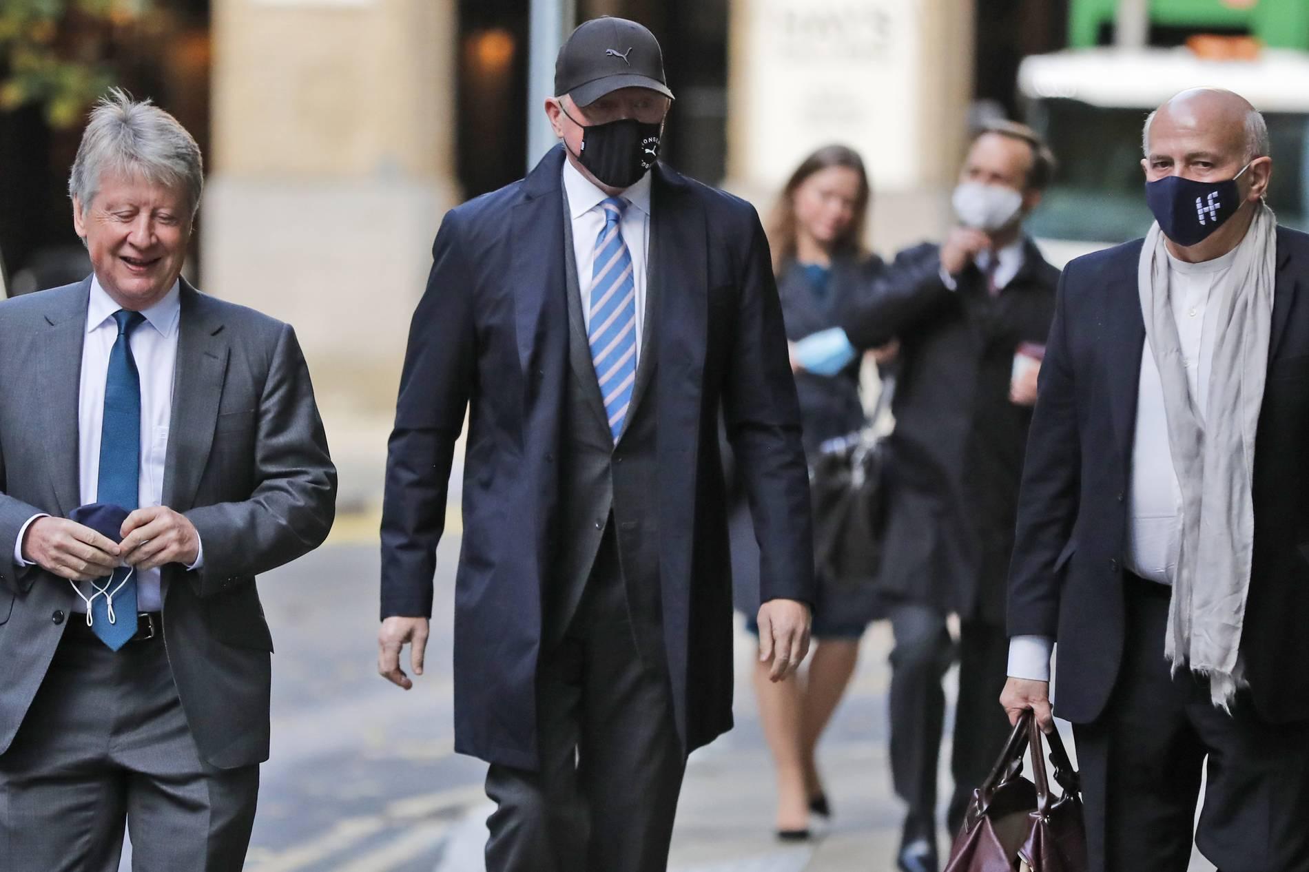 Boris Becker wehrt sich vor Gericht gegen sieben Jahre Haft