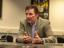 Wechsel an der Führungsspitze: Roger Nicholas nicht mehr Geschäftsführer der Krefeld Pinguine