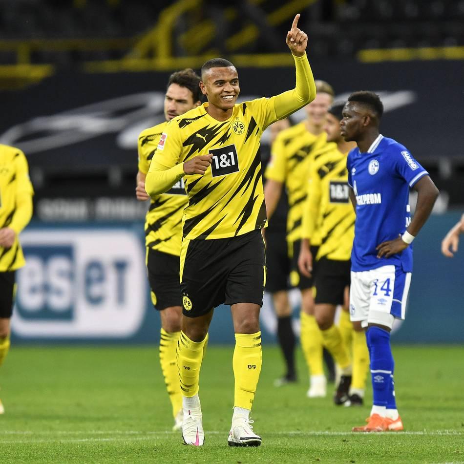 Dortmund - Schalke 3:0: BVB hat keine Mühe mit chancenlosen Schalkern