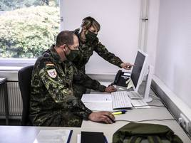 Corona im Kreis Kleve: Bundeswehr hilft ab November im Gesundheitsamt