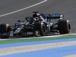 Vettel nur 15.: Hamilton rast auf die Pole Position