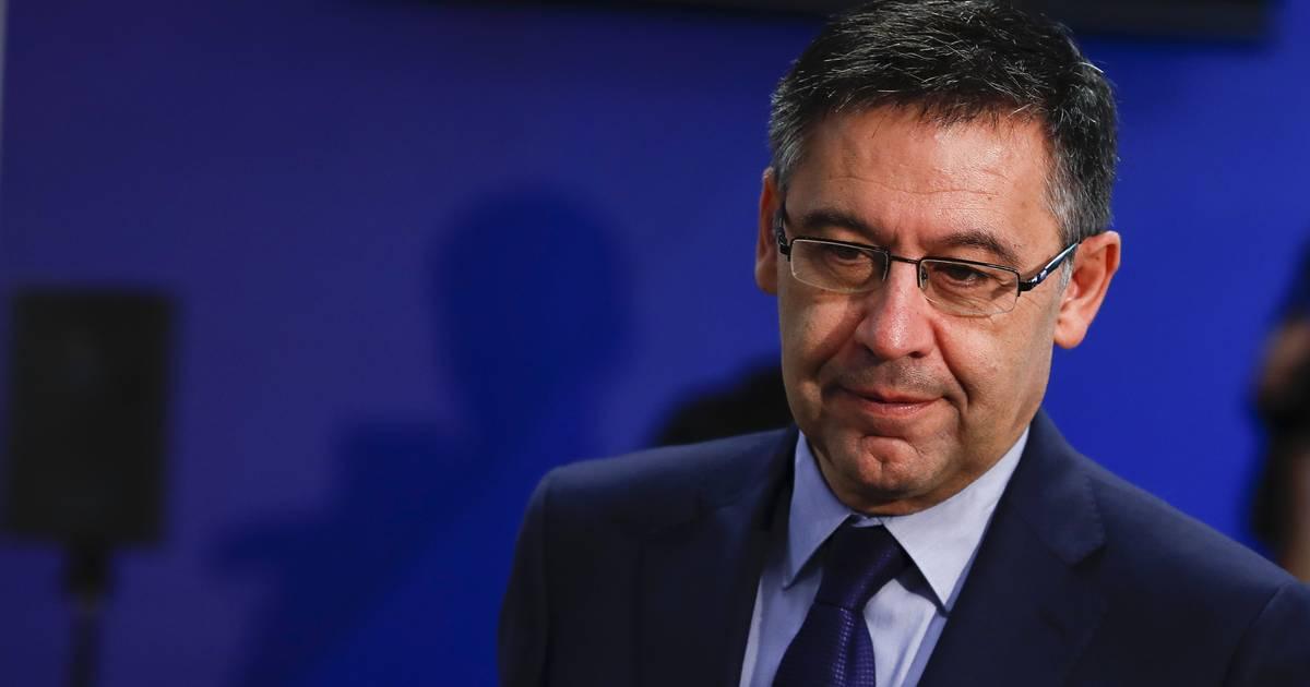 Vor geplantem Misstrauensvotum: Barcelonas umstrittener Klubboss Bartomeu zurückgetreten
