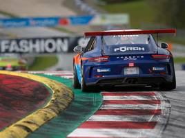 Motorsport: Rookie Julian Hanses will an die Spitze fahren