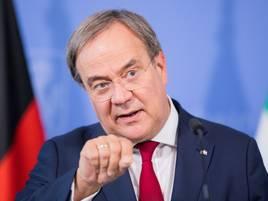 Spahn als Vize: NRW-CDU macht Laschet offiziell zum Kandidaten für Bundesvorsitz
